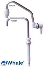 Telescopic Faucet  - White 134006