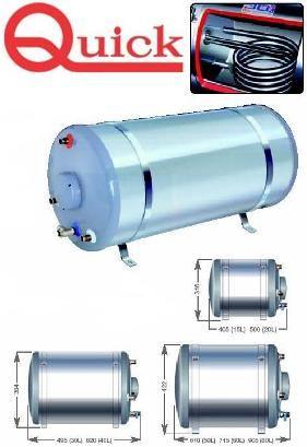 Water Heater Round 30L
