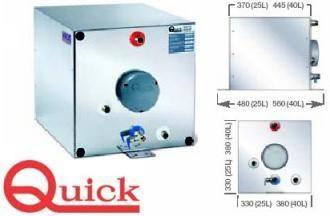 Water Heater Box 25L