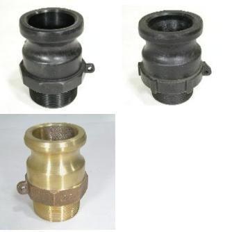 Camlock Bronze Adaptor