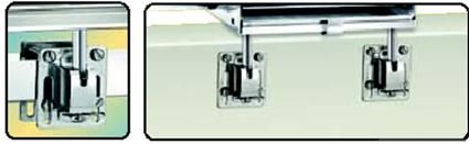 Square Rail/Side Mount