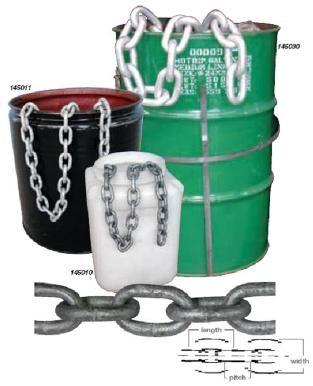 General Link Gal Chain 500kg - 16mm