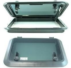 Bomar 2000 Hatch Silver