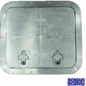 Bomar Alloy Inspection Access Hatches