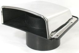 Cowl Vent - Stainless Steel