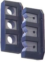 Five Rod Vertical Storage Holders