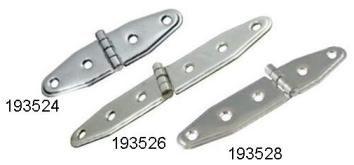 Strap Hinges 105mm