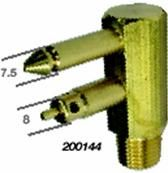 Mercury® to 2003 Fuel Tank Fitting