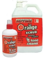 Septone Orange Scrub - Hand Cleaner - 500ml