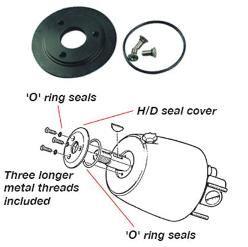SeaStar Shaft Seal Cover - Heavy Duty