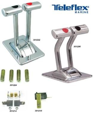 Boat remote Optional handle stop kit