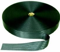 Webbing - 50mm x 100m Black