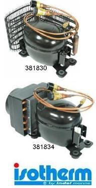 Marine Isotherm compressor