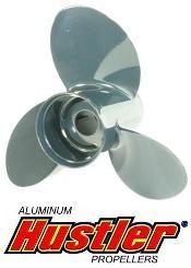 Aluminium propeller OMC SUZUKI COBRA VOLVO
