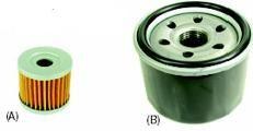 Oil Filter - Suzuki®