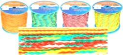 Ski Rope Red/Yellow 6mm x 200m