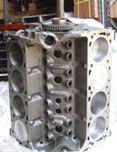 Reco Ford 460 V8 Marine Short Motor #894