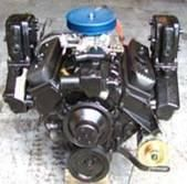 Fully Reco Chev 262 4.3LT V6  Marine Engine w/ carb & manifolds Suit Mecruiser Volvo Cobra