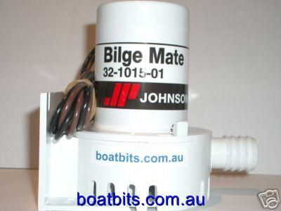 Johnson Pumps Bilge Mate