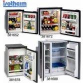 Boat fridge Grey Line 200 litre 381688NC