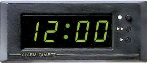 Clock digital with alarm