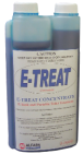 E-Treat chemical toilet treatment concentrate. etreat