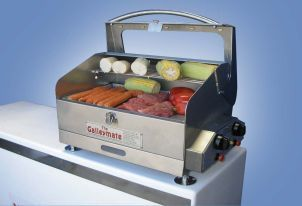 Gallymate 1100 gas Stove BOAT BBQ