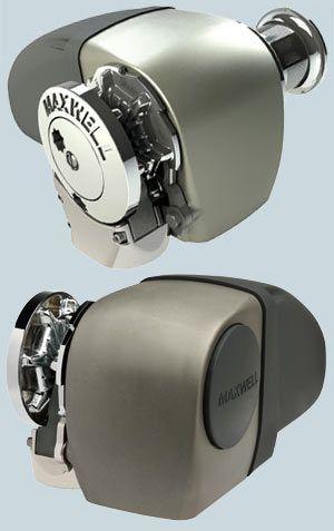 Maxwell winches HRC10-8 12V 24v Hydraulic SCW
