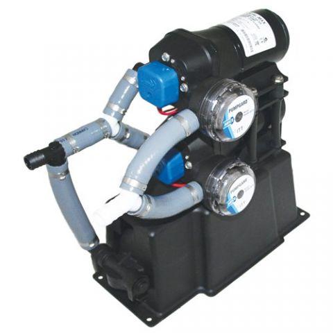 Jabsco boat marine pumps 28 ltr Dual Max Fresh