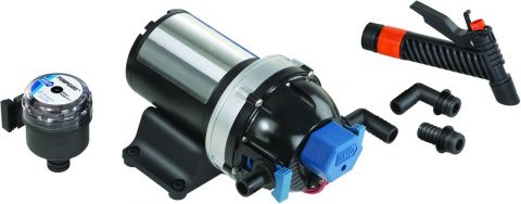 jabsco boat marine pumps 22 ltr Par-Max 6.0 High Pressure Deckwash SUPERCEDES TO J20-152