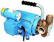 AC Jabsco marine pumps 240 volt Utility pump 1 inch j40-140 j40-144