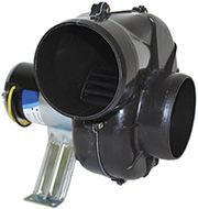 JABSCO EXTRA HEAVY DUTY BILGE BLOWERS FLEX mount 12/24v