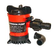 SPX Johnson cartridge marine bilge pumps 12v 24v