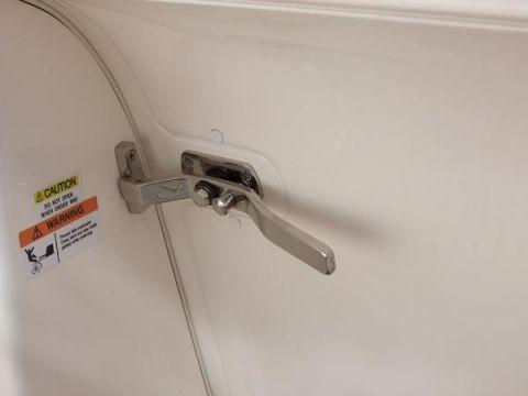 Boat Transom Door Catch S/S 2 sizes