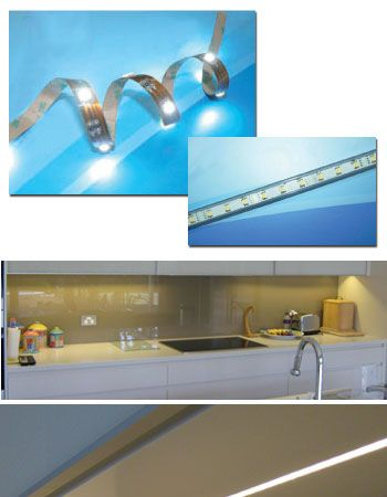 LED Strip lighting Waterproof 1 mtr Self Adhesive