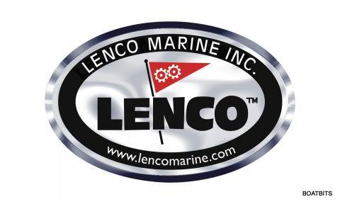 Marine LENCO trim Tabs Plate Only per each
