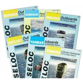 Outboard Workshop repair manuals Mercruiser Cobra Volvo inboard