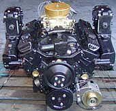 Chev 350 5.7LT V8 Marine Engine suit Mercruiser OMC Volvo 86-95 Factory reco