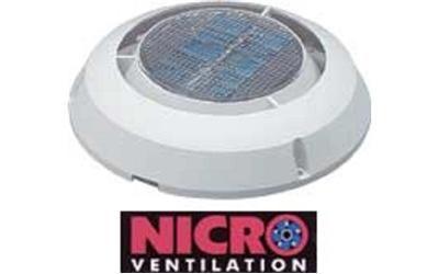 Solar MiniVent 1000 - White
