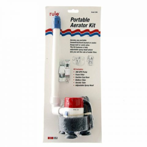 Rule Portable Aerator Kit 202K