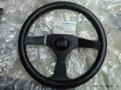Steering Wheel Sports 3 spoke Looks and feels Great