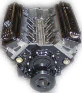 Marine Motor-Chev 383 6.2LT V8 Stoker 400hp Full recon