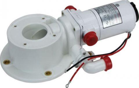 TMC marine toilet motor + Macerator 12 or 24v