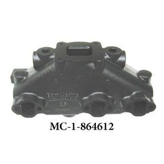 Marine manifolds Mercruiser V6 Dry Joint Replacement Manifold suit 4.3L (262 CID) V6 Port and Starboard MC-1-864612