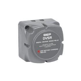 BEP DUAL Digital DVSR 12-24v Dual Sensing 125 Amp