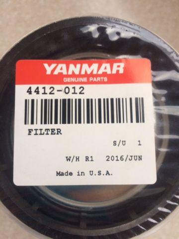 Yanmar fuel filters generic