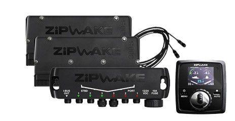ZIPWAKE Interceptor trim tabs